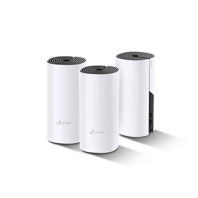 Sistema de WiFi Mallado TP-Link Deco P9 (3 Pack) Nuevo 560 m2 Garantía 2 Años