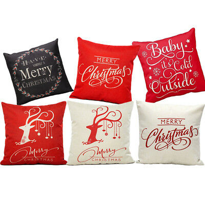 Christmas Pilow Christmas Christmas Cheap Cushion Cover Christmas Decorations (Christmas Decorations Cheap)