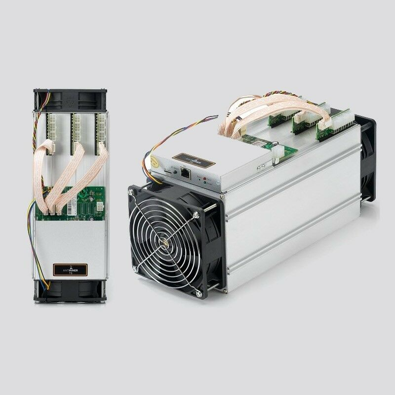 Bitmain Antminer D3 19.3GH/s with 1600w psu
