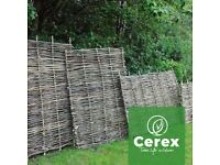 Hazel Hurdle Fence Panel | Different sizes | Wholesale and Retail