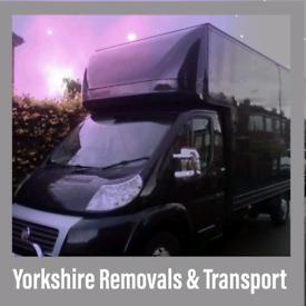 Yorkshire Removals & Transport / Man & Van Service