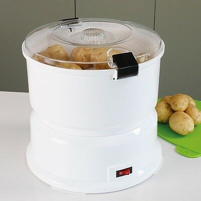 Professional Automatic Electric 1kg Potato Peeler, Cutter, Slicer Machine