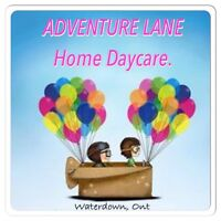 HOME DAYCARE ** 2 SPOTS AVAILABLE**