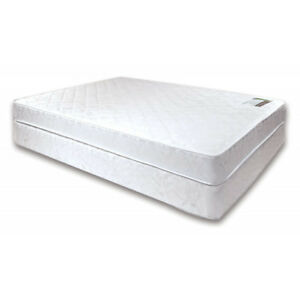 Deal Of The Week Queen Size Tight Mattress and Spring Box