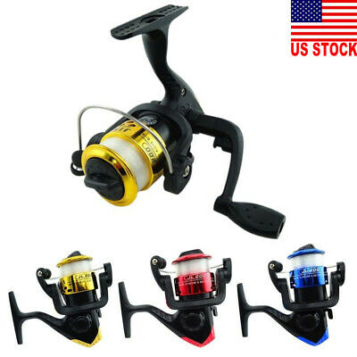 Ultra-light 3BB Ball Bearing Spinning Fishing Reel High Speed Gear Reel Hot
