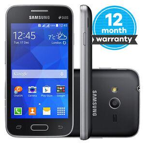 Samsung Galaxy Ace 4 - 4GB - Black (O2) Android Phone