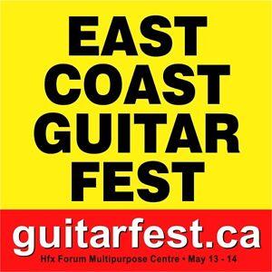 2016 EAST COAST GUITAR FESTIVAL      May 14-16