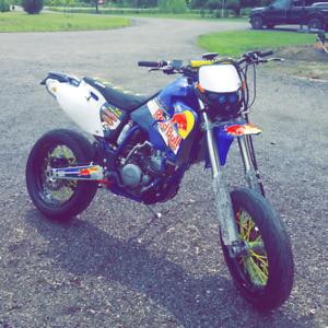 Yamaha WR290 Supermoto