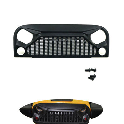 Inlet Grille (RC Air Inlet Grille Front Face for 1/10 Rock Crawler Axial SCX10 Jeep)