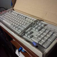 Russian Cyrillic new Mitsumi keyboard PS/2