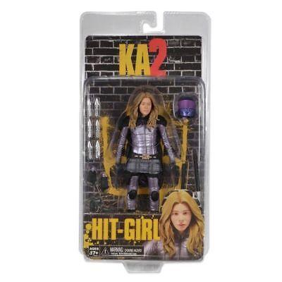 Kick Ass 2  Ka2    Hit Girl   Series 2    7  Action Figure  By Neca