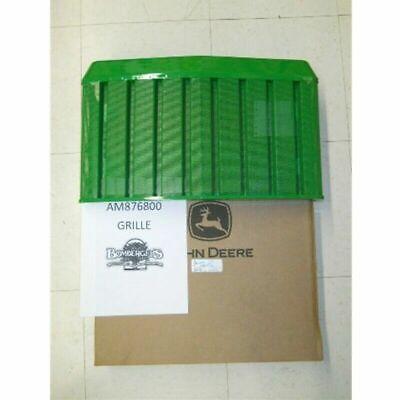 John Deere Am876800 Grille - 670 770 790 870 970 990 1070