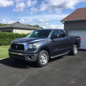 2007 Toyota Tundra Camionnette