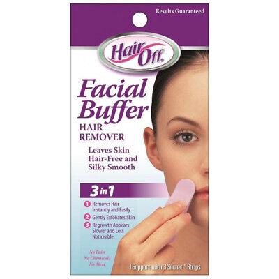 Sudden Change Hair Off Facial Buffer