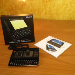 wireless keyboard case for iPhone 4 or 4S