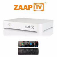 ZaapTV 509 II Android IPTV Arabic Middle East Live TV channels