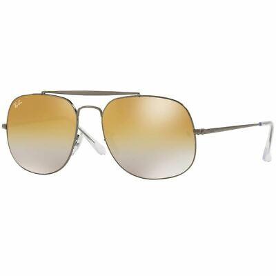 Ray-Ban General Sunglasses Gunmetal w/Brown Lens Men RB3561 (Female Ray Bans)