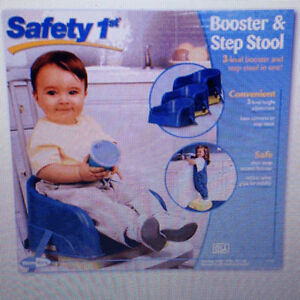 Safety firts Siège d'appoint rehausseur Booster step stool