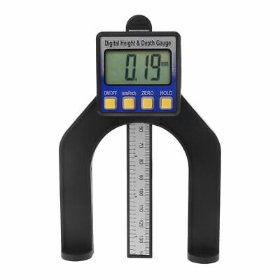 Digital Height Depth Gauge For Hand Router Table W Magnetic Feet Self Standing