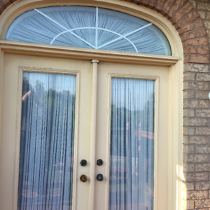 Entry Glass Doors