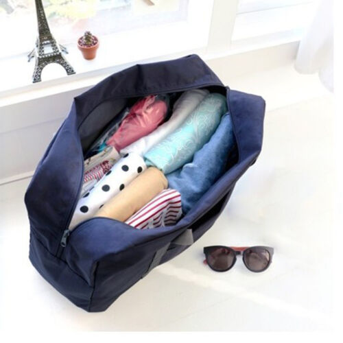 Foldable Large Luggage Storage Travel Pouch Bag
