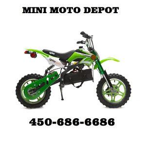 MINI MOTO DEPOT VOITURES ELECTRIQUE vtt 514-967-4749 NOIR
