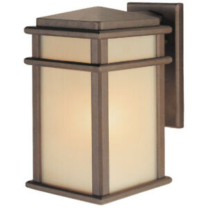 Outdoor Wall Mount Lights - Feiss Mission Lodge Lantern