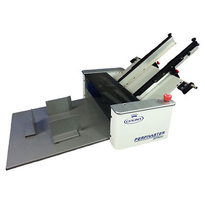 Count Perfmaster Sprint Perforating And Scoring Machine