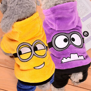 xmas-Minions-Hoodie-Jacket-Dog-Puppy-Clothes-for-Small-Dog-Poodle-Terrier-Beagle