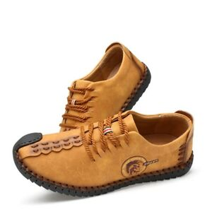 Brand New!  X-Mas Gift...,Leather Casual Shoes