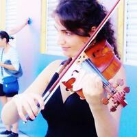 Cours privés Alto/violon débutant à avancé