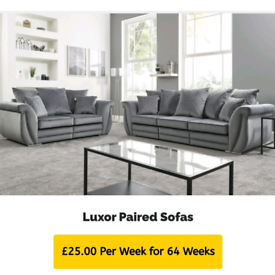 Pay Weekly or Monthly Sofas