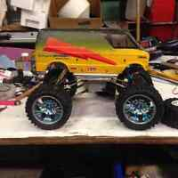 Wanted RC cars trucks parts Traxxas hpi losi associated