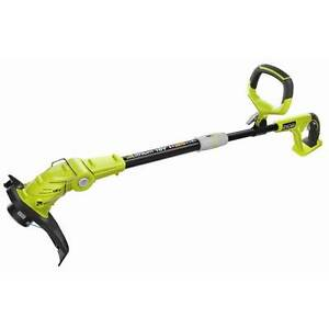 Near New Ryobi One Cordless Line Trimmer Whipper Snipper Burwood Heights Burwood Area Preview