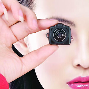 Vintage Digital Camcorder SLR Camera Webcam Mini Spy Video Recorder DV DVR