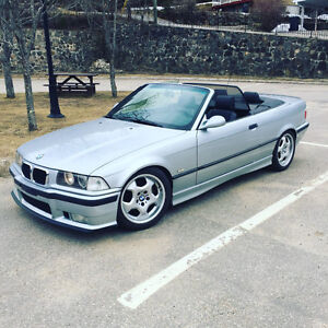 BMW e36 Series 3 328 ic Convertible