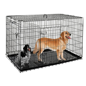 "48"" life stages dog crate for sale"