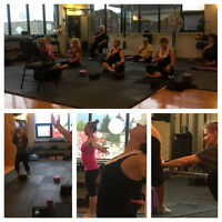 Personal Trainers Pilates and Yoga Instructors Wanted