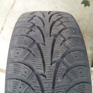 witer tires and rims -with sensors London Ontario image 2