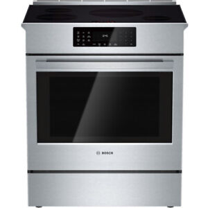 """Bosch HIIP054C Benchmark™ Series 30"""" Stainless Steel Induction S"""