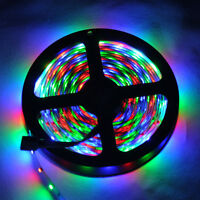 For Sell 5M Waterproof 3528 Strip Light 300SMD LED RGB+44K IR Re