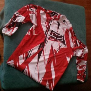 Fox Racing 360 Gear Outfit - Red