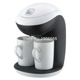 Cooks Professional Electric Coffee Machine