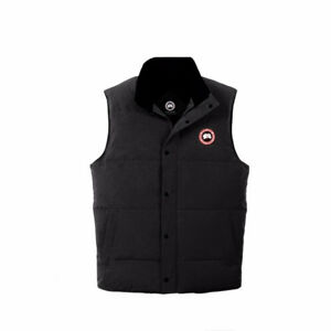 Selling An Authentic Canada goose Vest Black