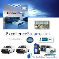 Et Excellence Steam Cleaning