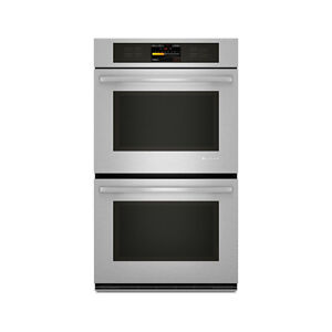 """Jenn Air JJW3830WS 30"""" Double Wall Oven with V2™ Vertical Dual-F"""