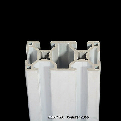 2pcs 3060 T-slot Aluminum Profiles Extruded Frame 500mm Length Assembly Part Cnc