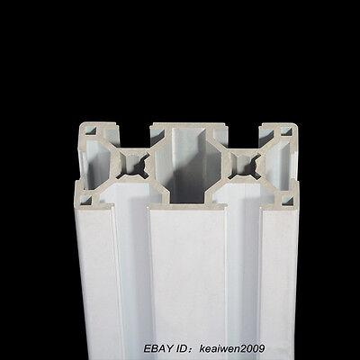 2pcs 3060 T-slot Aluminum Profiles Extruded Frame 500mm Length Assembly Part Cnc