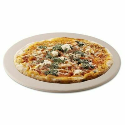 Pizza Stone Cooking Baking Grilling Extra Thick Oven BBQ Grill Bakeware -
