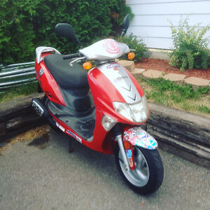 Scooter Kymco 2T